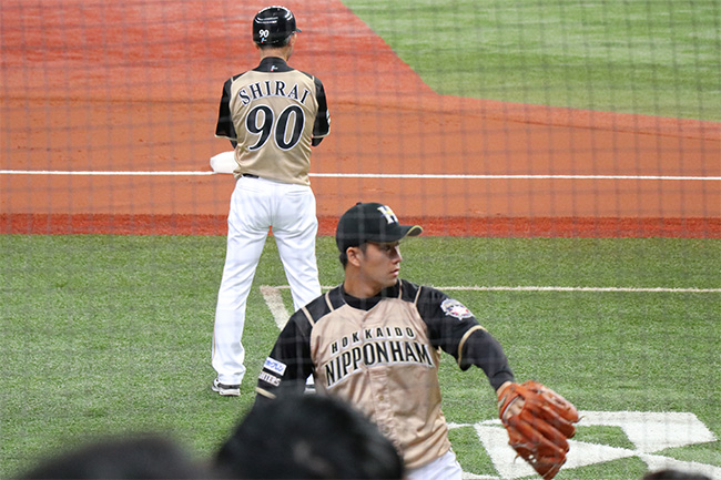 日本ハム斎藤佑樹