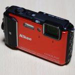 ダイビング最強カメラ、ニコンCOOLPIX AW130を買いました