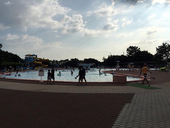 浜寺公園プール