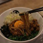 【食レポ】大阪で台湾まぜそば食べたくなったら麺やマルショウ