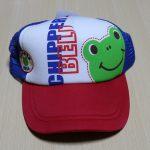 【カエル】ドン・キホーテでカエルデザインのキャップ買った