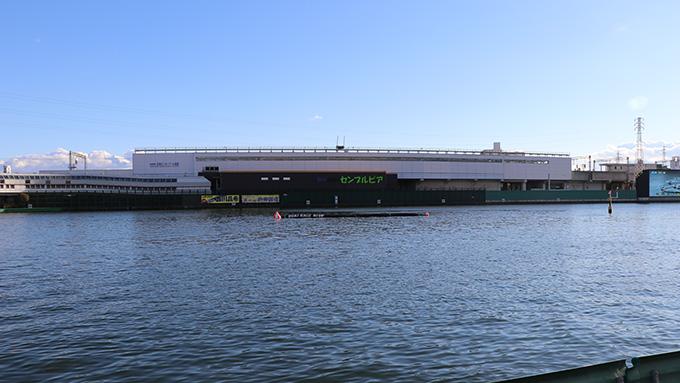 尼崎ボートレース 競争面