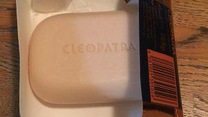 クレオパトラ石鹸