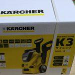 ケルヒャーK3サイレント購入。やばい!こんなに目に見えて効果のあるモノ他にありますか