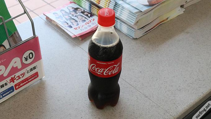 アイスコールドコカ・コーラ